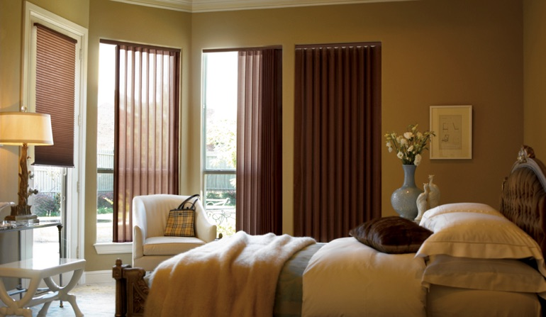 Vertical Blinds In Austin, TX
