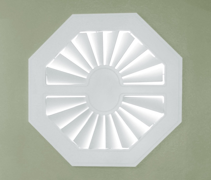 Octagon Shutter In Austin