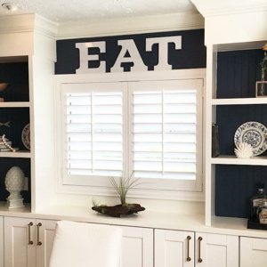 Shutters by Eat Sign