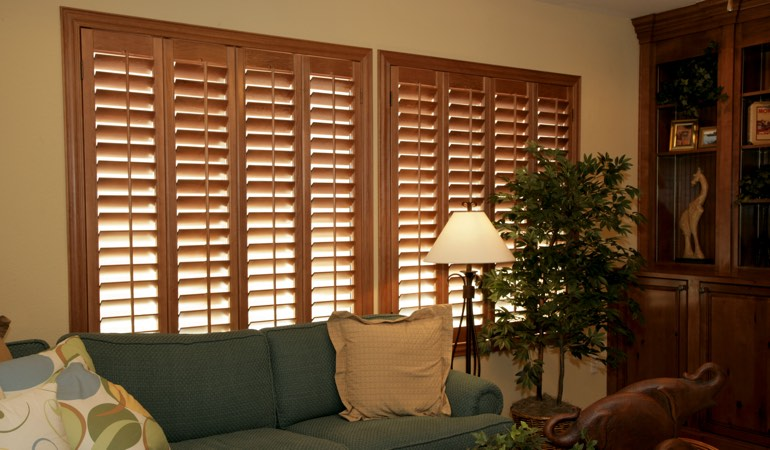 How To Clean Wood Shutters In Austin, TX