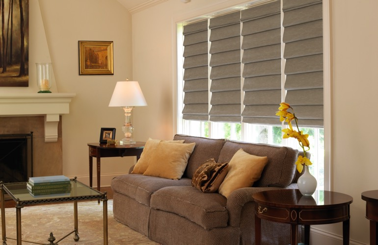Shades For Living Room Windows