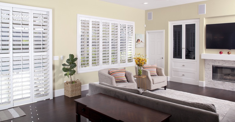 Polywood Plantation Shutters For Austin, TX Homes