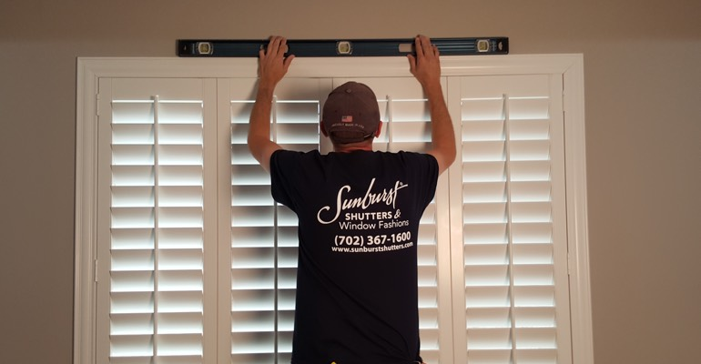 Austin interior shutter measurement