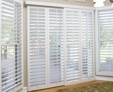 Austin sliding glass door