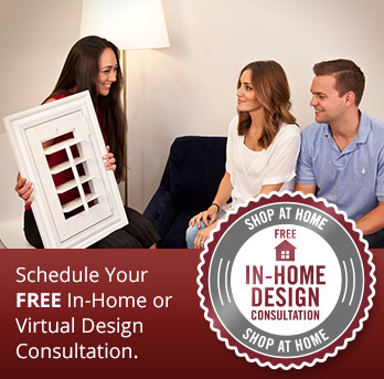 Schedule a shutter consultation in Austin